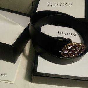 Gucci GG belts